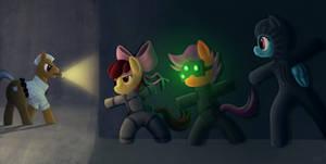 Ponyville's Stealth Team