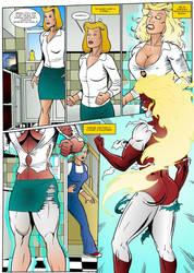 Supermom 2 page 1 by Sparky597