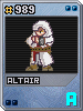 Altair sprite 1.2 in card by Animally