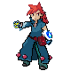 Elite 4 PokeTrainer Animally by Animally