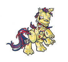 Springtrap Pony