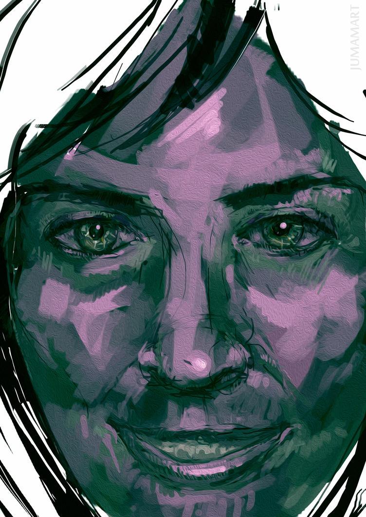 Portrait by wanmart