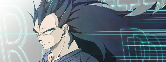 Raditz by nuooon