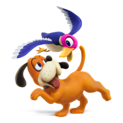 Duck Hunt Duo by superfoxdeer