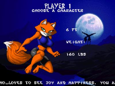 Foxy Roxy by superfoxdeer