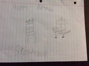 Happy Birthday Spongebob