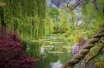 Monet's garden-Giverny