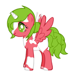 StarStruck Cowfire -Non Pixelated- by Ask-Lovestar-MLP