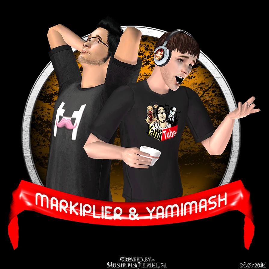 dating games yamimash and markiplier