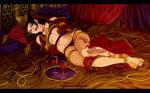 Azula's forbidden desire by Walker183