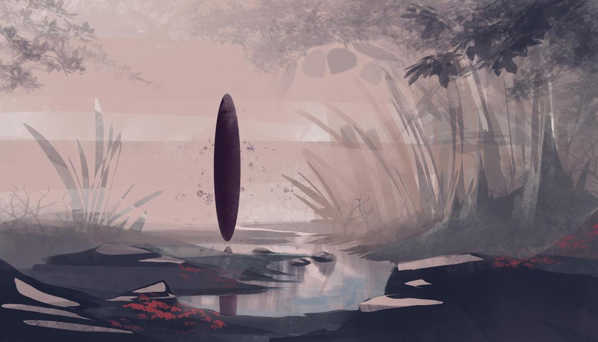 Dark Portal by octomanz