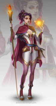 Concept priest
