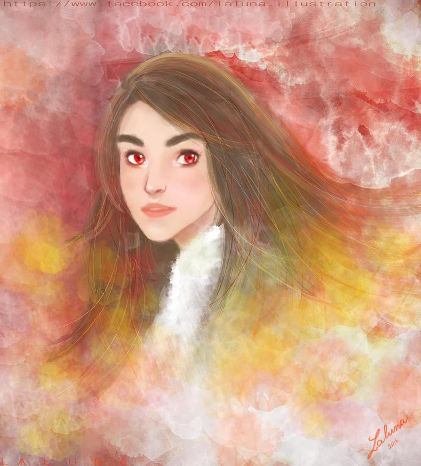 Paint My Spirit Gold by LalunaPiena96