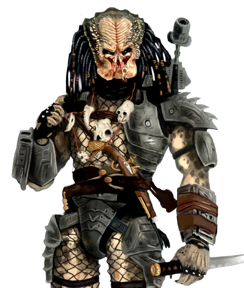 Predator elder by FarinellaPortfolio