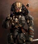 Predator retouch