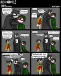 Robin 101: Dick Grayson