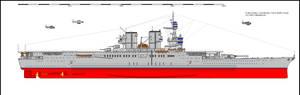 Battle Carrier USS Kerasage