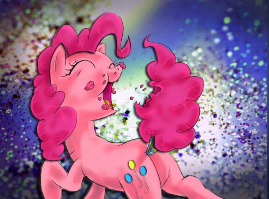 Pinkie Cotton Tail by Ruffu