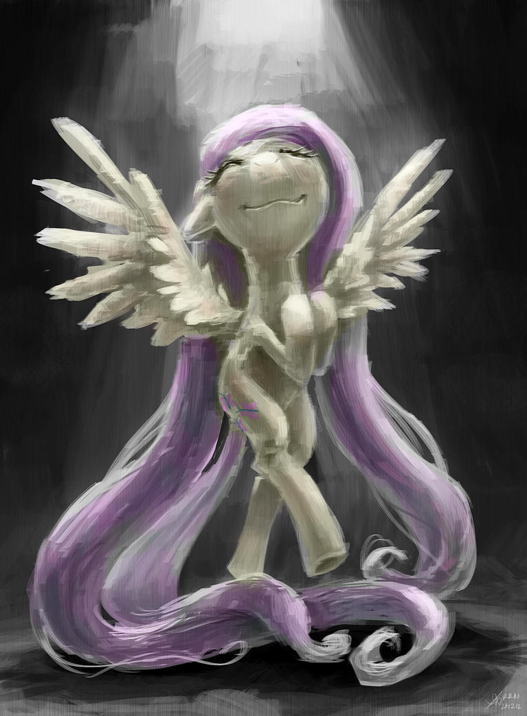I Send You My Angel by Ruffu