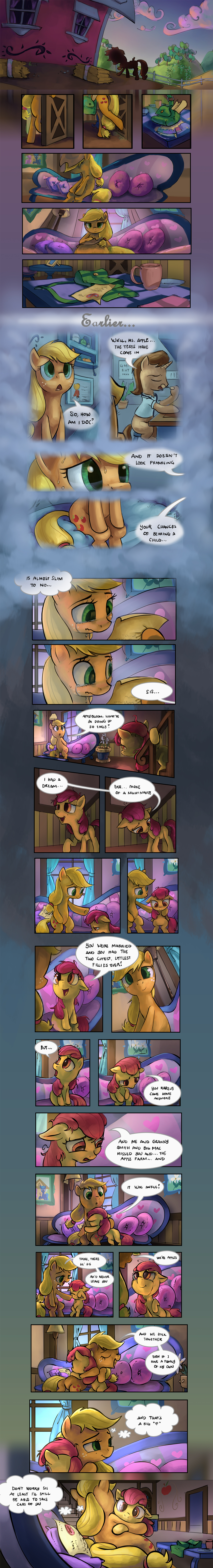 JTM - An Apple Without Seeds by Ruffu