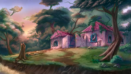 Paradise Estate by Ruffu