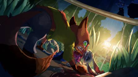Judy Dies by Ruffu