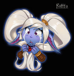 Poppy Emote by Ruffu