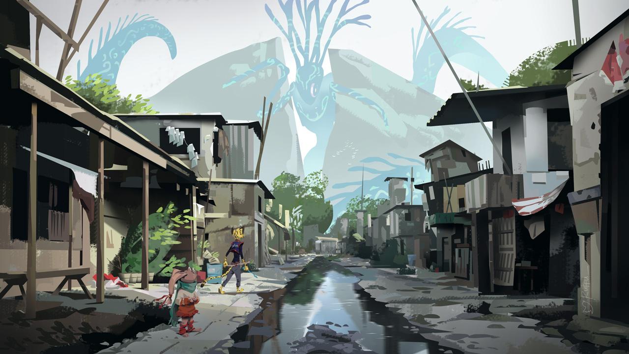 Sanggoona Village