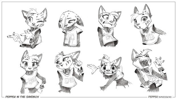 Pepper Expressions
