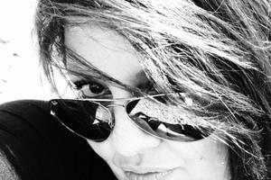 My ray Ban glasses...