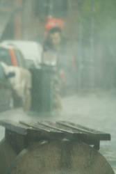 Rainy  LOnely Day.....