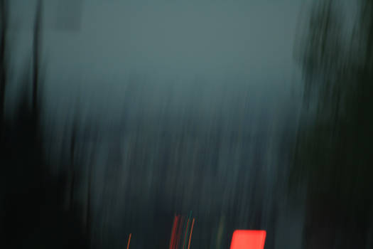 Foggy Lights...