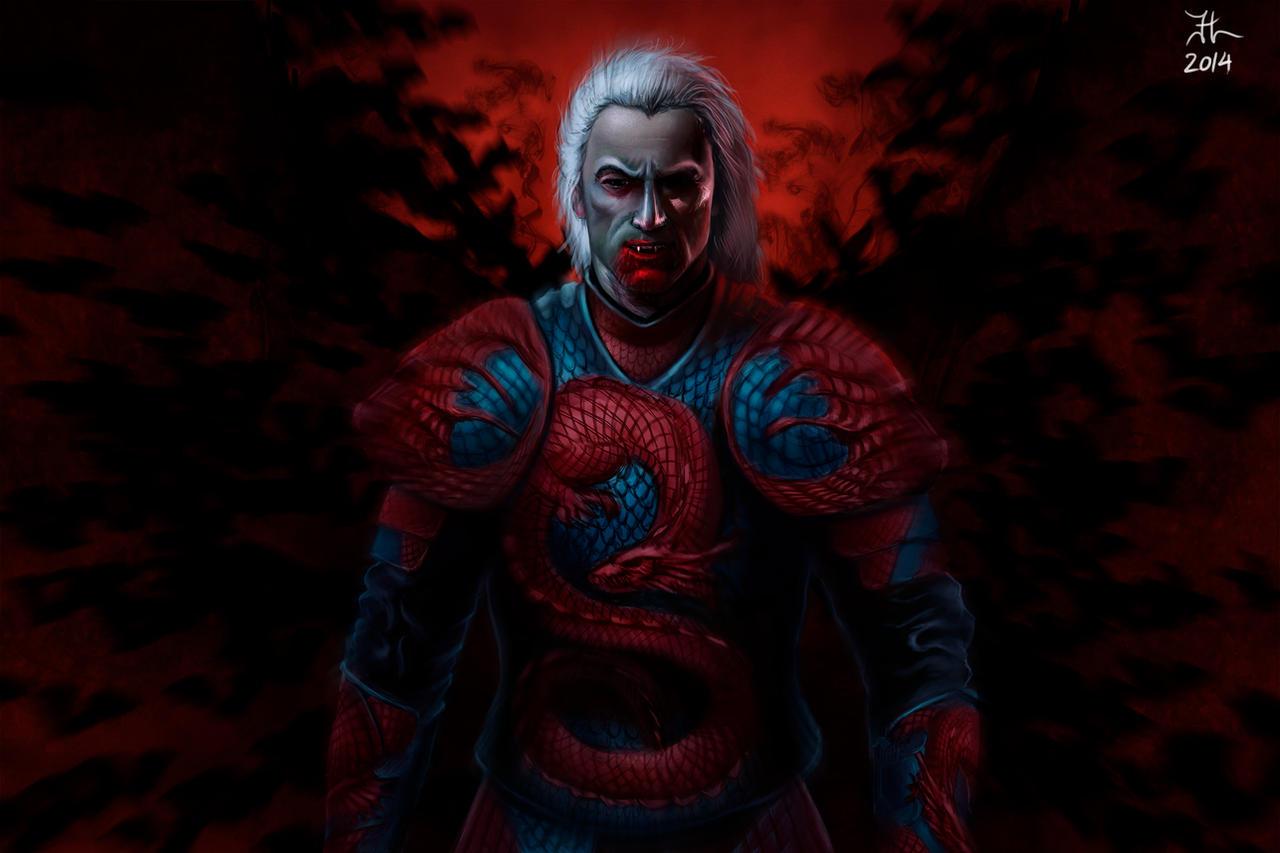 Dracula Dracula Untold Vs Uber Lycan Underworld Spacebattles