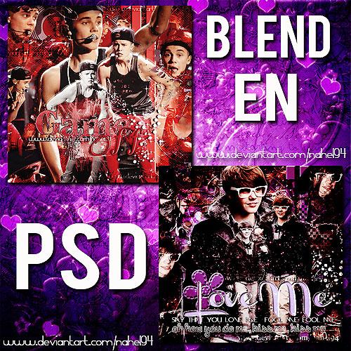 +Blend en PSD by nahel94