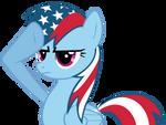 Rainbow Dash USA