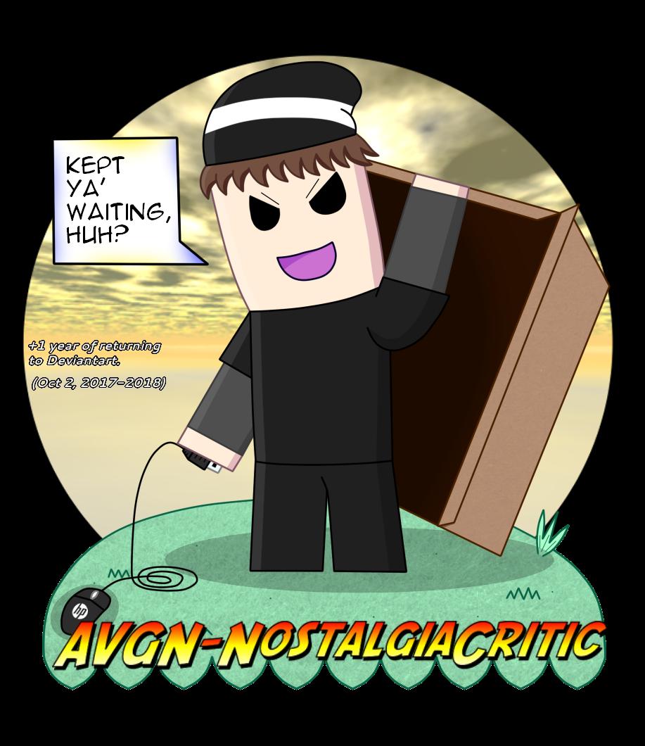 AVGN-NostalgiaCritic's Profile Picture