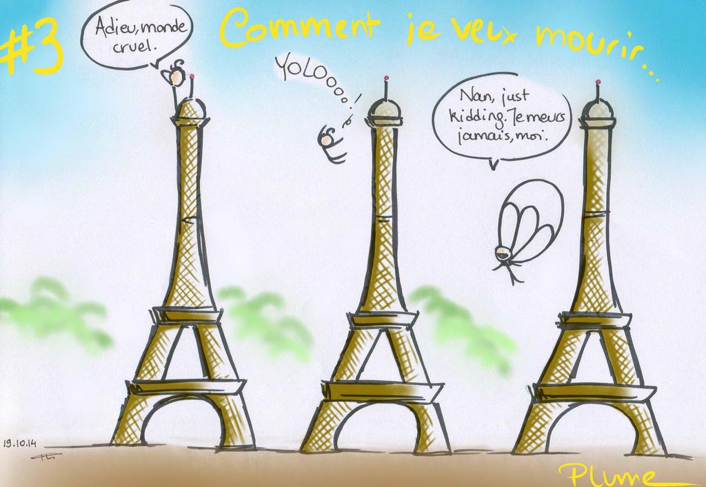 Comment Jveux Mourir by Melindark