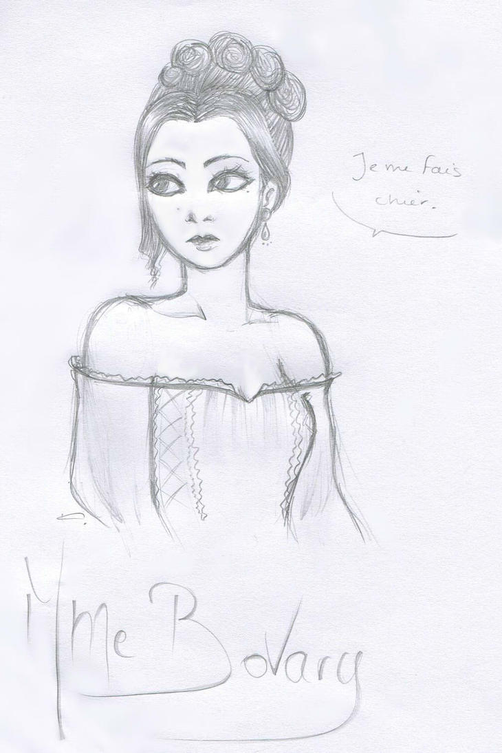 Madame Bovary by Melindark