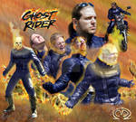 Johnny Blaze Ghost Rider live