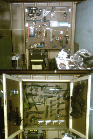 'Tool' cabinet