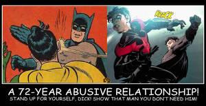 Bat-Bitch-Slap!