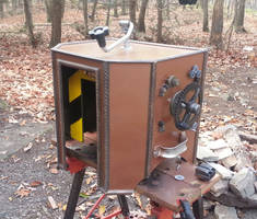 Mar Omega's TrifectaHead Twister Machine