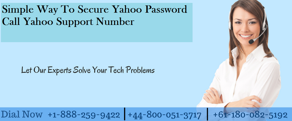 how to change password for yahoo com