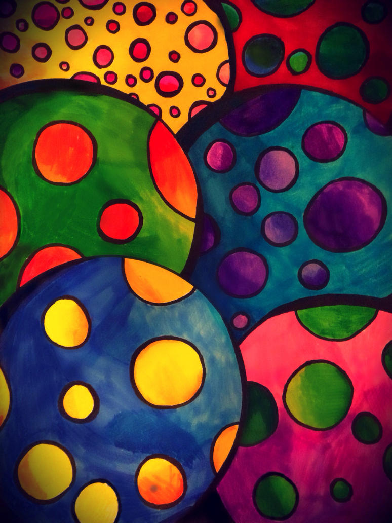 Circle Doodle by likesinkingships