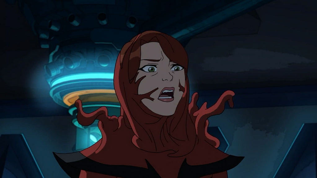 Ultimate Spiderman Carnage Queen Mary Jane by BOGHYZEW on ...
