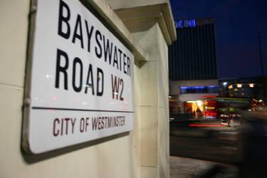 Bayswater road, London by starkey7