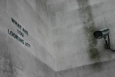 Banksy by starkey7