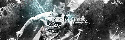 Hamsik by mohamelona