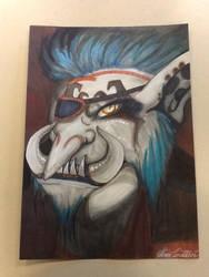 Troll Hunter by UnitFourteen