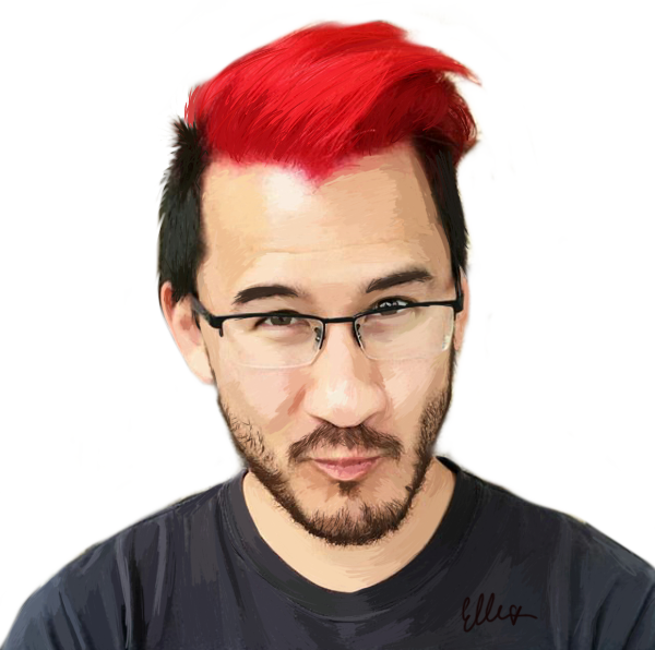Markiplier Red Hair By Hootowl74 On Deviantart